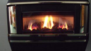 foyer au gaz naturel